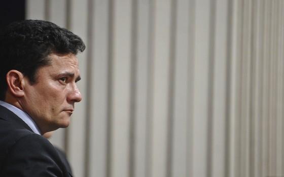O juiz federal Sergio Moro (Foto: Marcos Oliveira/Agência Senado)