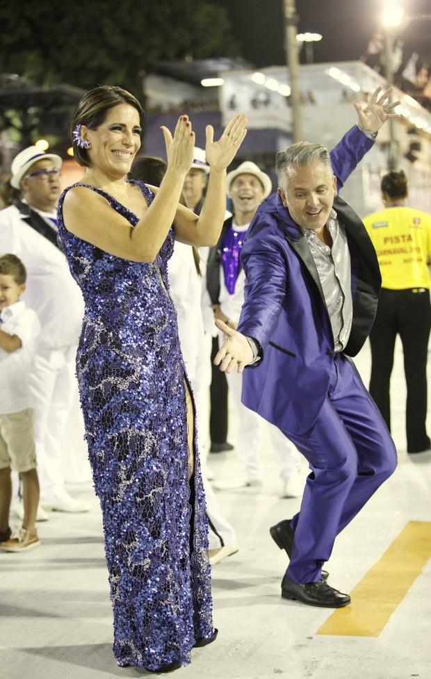 Gloria Pires e Orlando Morais (Foto: Marcos Serra Lima/ EGO)