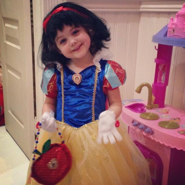 Maysa, filha de Tania Maramatarazzo (Foto: Instagram / Reprodução)