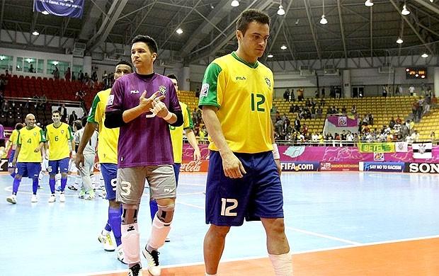 Falcão Brasil futsal jogo (Foto: FIFA.com via Getty Images)