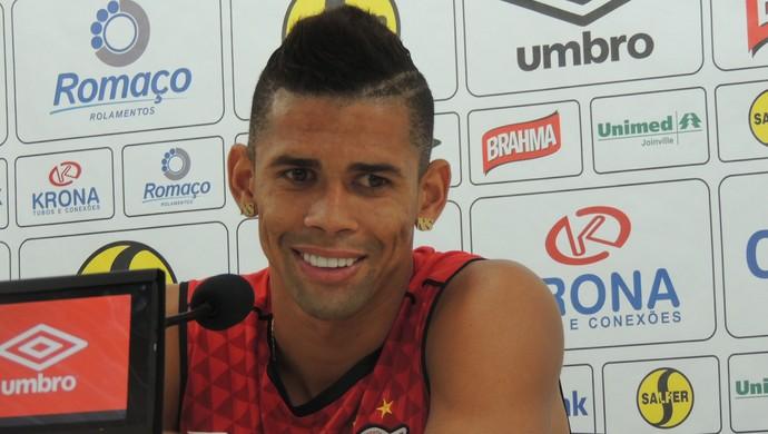 Naldo Joinville (Foto: João Lucas Cardoso)