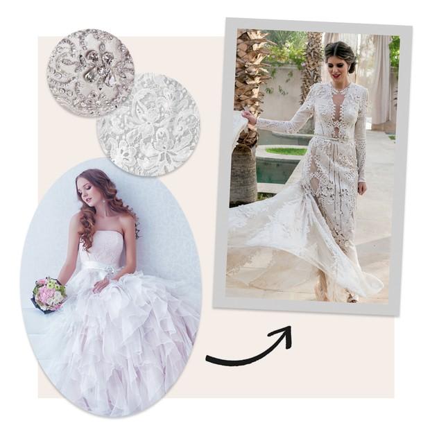 As novas tendências de casamento para 2017 (Foto: Grosby Group, Thinkstock, Instagram/ Reprodução e Divulgação)