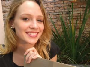 Sabrina Meyer venceu concurso em 2011 (Foto: Geovanio Wollinger/RBS TV)