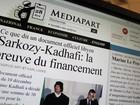 Campanha de Sarkozy em 2007 seria financiada por regime líbio, diz site