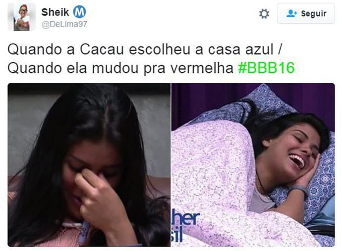 post maria claudia prova do lider bbb16 (Foto: web)