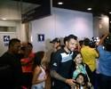 Ceará desembarca com festa da torcida após vitória sobre o Inter
