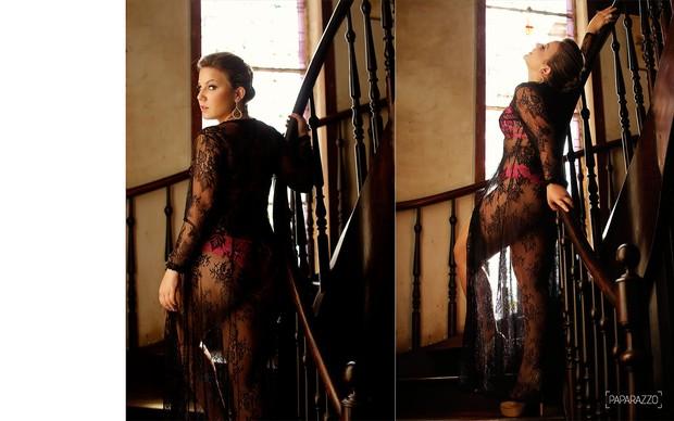 Maria Claudia posa para o Paparazzo (Foto: Marcos Serra Lima / Paparazzo)