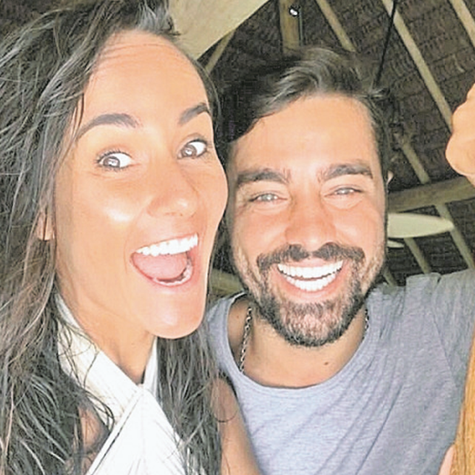 Francisca e Ricardo Pereira (Foto: Arquivo pessoal)