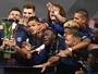 Sem Ibra, PSG promete manter largo favoritismo no Campeonato Francês