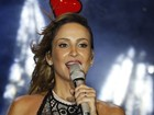 Claudia Leitte faz show em baile de carnaval de Salvador