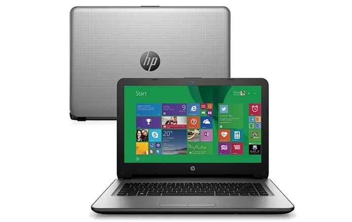 Notebook da HP tem processamento potente com Core i7 e 8 GB de RAM (Foto: Divulgação/HP)