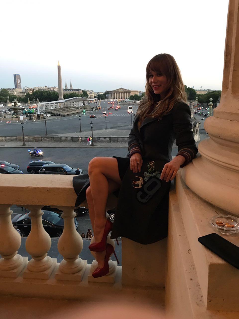 Mariana Ximenes (Foto: Vogue)