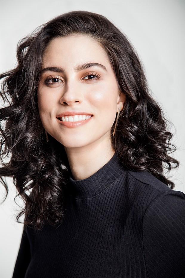 Olívia Torres (Foto: Ricardo Penna)