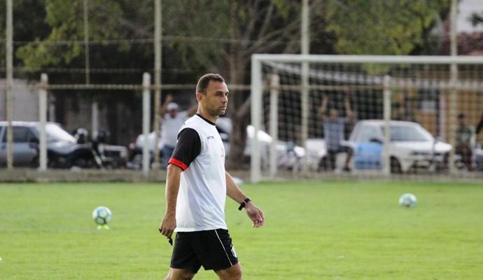 Fabinho Santos Joinville (Foto: Beto Lima/JEC)