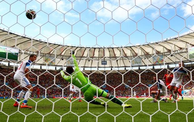 Divock Origi bélgica gol russia (Foto: Agência Getty Images)