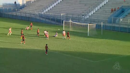 Holanda-AM goleia Tarumã por 4 a 1 e retorna à Série A do Amazonense
