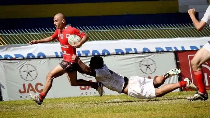 Rugby (Foto: Raphael Strautmann/Arquivo pessoal)