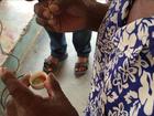 Índios fazem ritual de cura com cortes na pele e pimenta nos olhos em RR