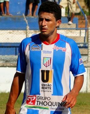 Rondinelli, do são joão da barra (Foto: Fabio Menezes-ASCOM ECSJB)