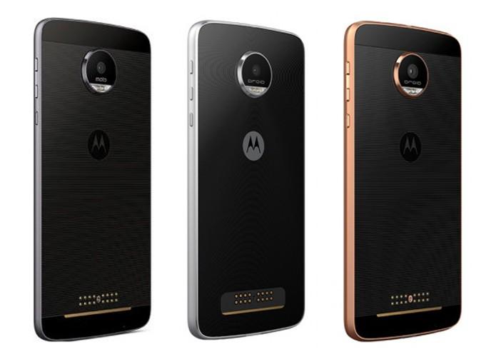 Moto Z, Moto Z Play e Moto Z Force: confira o que muda nos celulares da Lenovo (Foto: Arte/TechTudo)