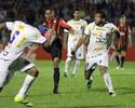 Após jogar sem volante, Atlético-PR volta à formação original, no 4-2-1-3