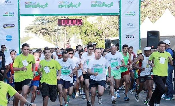 Corrida e Caminhada Esperança (Foto: Foto: Divulgação)
