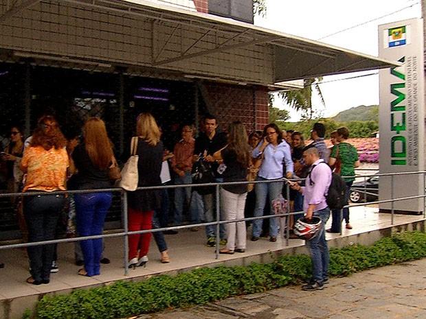 Idema (Foto: Reprodução/Inter TV Cabugi)