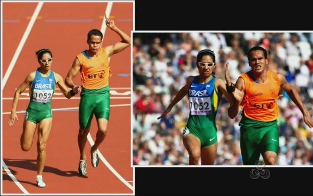Atleta Jerusa dos Santos é destaque do programa de sábado (05) (Foto: Reprodução/TV Acre)