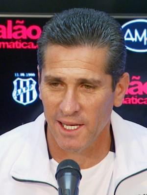 Jorginho técnico Ponte Preta (Foto: Reprodução / EPTV)