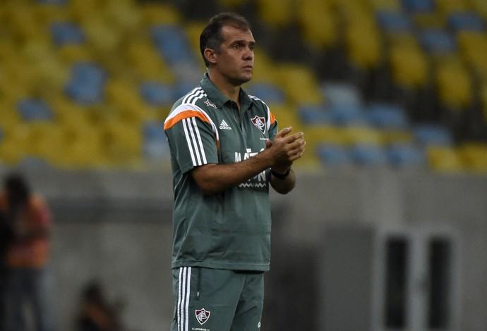 Eduardo Baptista Fluminense x Grêmio (Foto: André Durão / GloboEsporte.com)