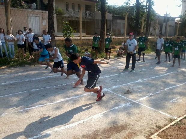 Corridas foram supervisionadas por técnicos do esporte da Semes (Foto: Divulgação)