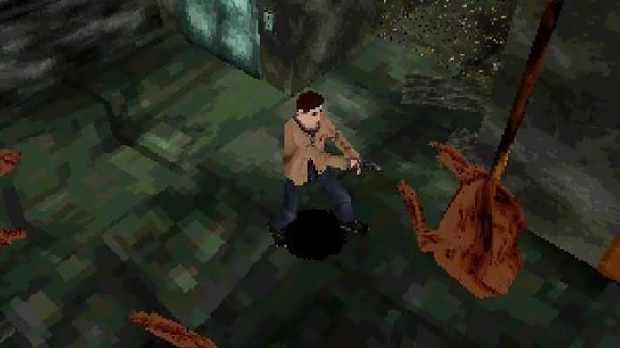 Com gráficos retrô, Back in 1995 se inspira no primeiro Silent Hill (Foto: Reprodução/All PC Game)