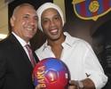 """Ronaldinho Gaúcho fala em encerrar a carreira: """"Ideia é jogar mais um ano"""""""