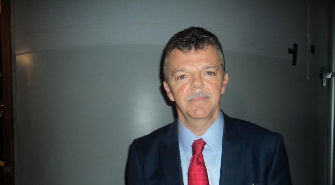 Gilmar Rinaldi, coordenador de seleções da CBF (Foto: Reprodução SporTV)