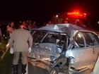 Colisão entre carreta e carro deixa um morto no Sertão da Paraíba