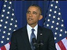 Barack Obama defende fim da guerra contra o terror em pronunciamento