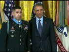 Obama condecora soldado que evitou atentado no Afeganistão