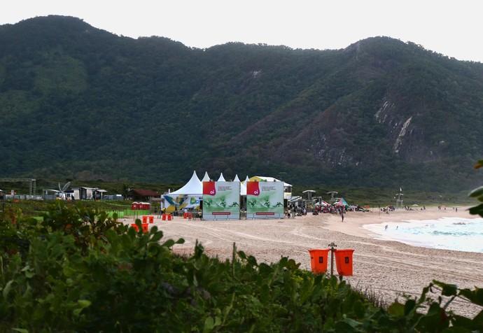 Rio Pro surfe etapa WSL Grumari Rio de Janeiro (Foto: ©WSL / Smorigo)