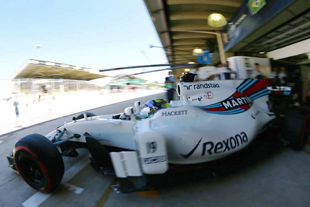 Felipe Massa que fará sua última corrida de F1 no Brasil (Foto: Beto Issa/GP Brasil de F1)