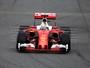 Vettel põe Ferrari no topo na manhã do 1ª dia de testes da pré-temporada