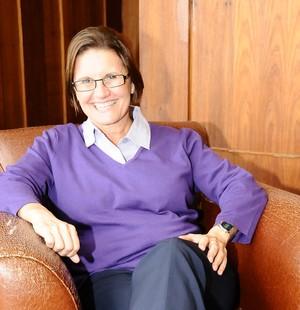 A pediatra Ana Maria Escobar (Foto: Sylvia Gosztonyi / Editora Globo)