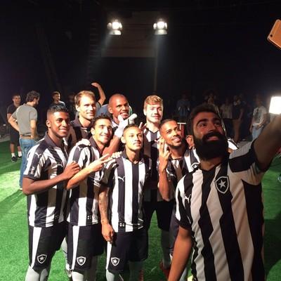 Comercial Botafogo Sócio-torcedor (Foto: Divulgação/Botafogo)