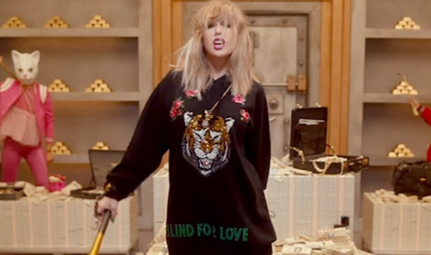 Look What You Made Me Do, clipe de Taylor Swift (Foto: Reprodução)