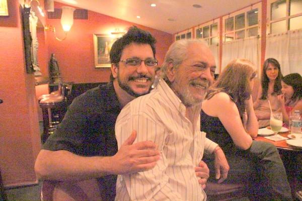 Lúcio Mauro Filho fala da internação do pai: 'Deve ter alta no fim de semana'