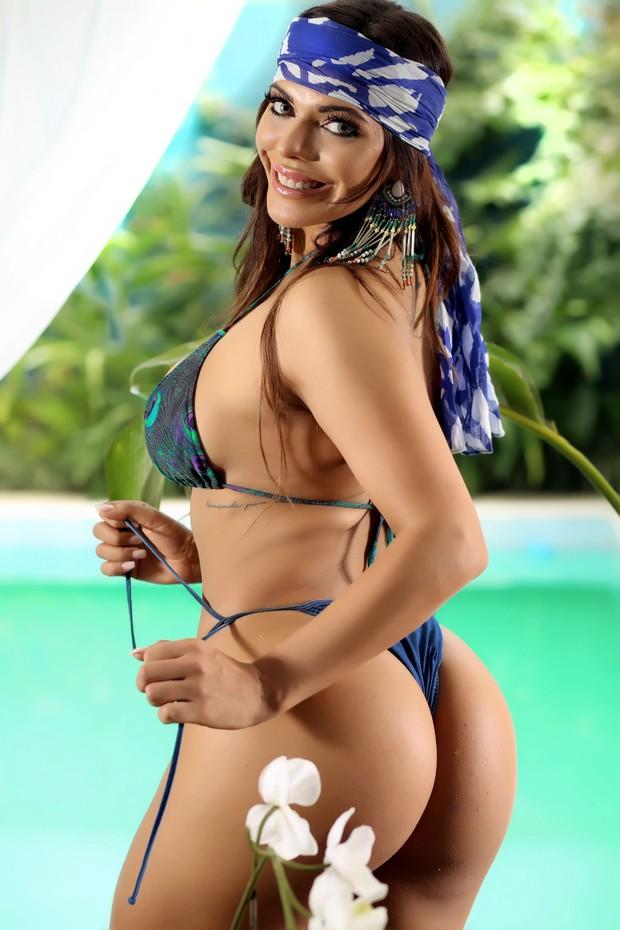Suzy Cortez (Foto: Wanessa Truglio/ CO Assessoria)