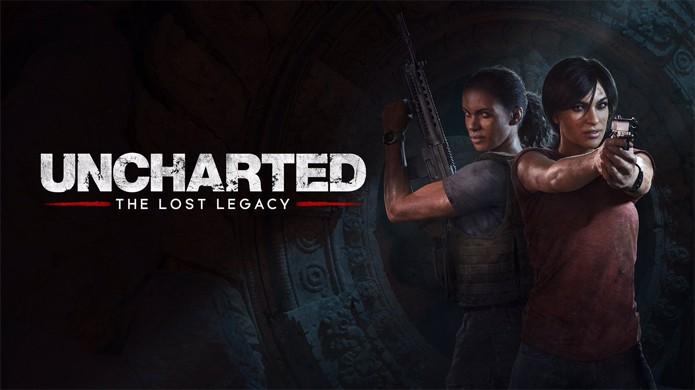 Uncharted: The Lost Legacy trará Chloe e Nadine em nova aventura da série (Foto: Divulgação/Naughty Dog)