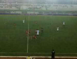 Palmeira de Goianinha x Globo FC, no Estádio Nazarenão (Foto: Antônio Netto)