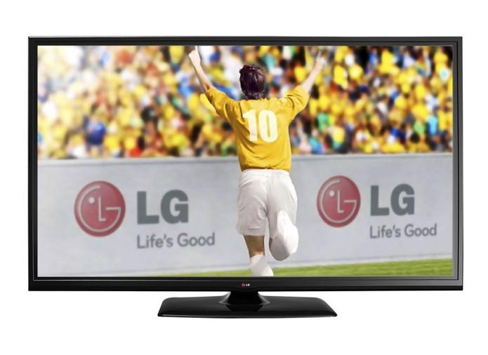 LG Pentatouch de 60 polegadas investe na tela gigante no lugar de outras tecnologias (Foto: Divulgação/LG)
