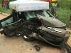Acidente deixa um morto e dois feridos na BR-101, em Campos, no RJ