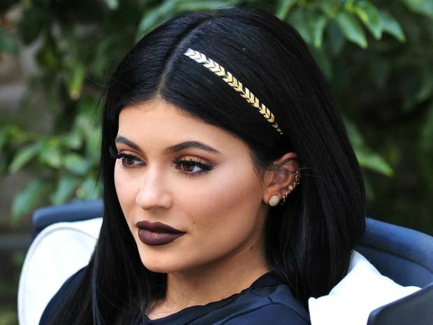 Kylie Jenner (Foto: Reprodução / Scunci)